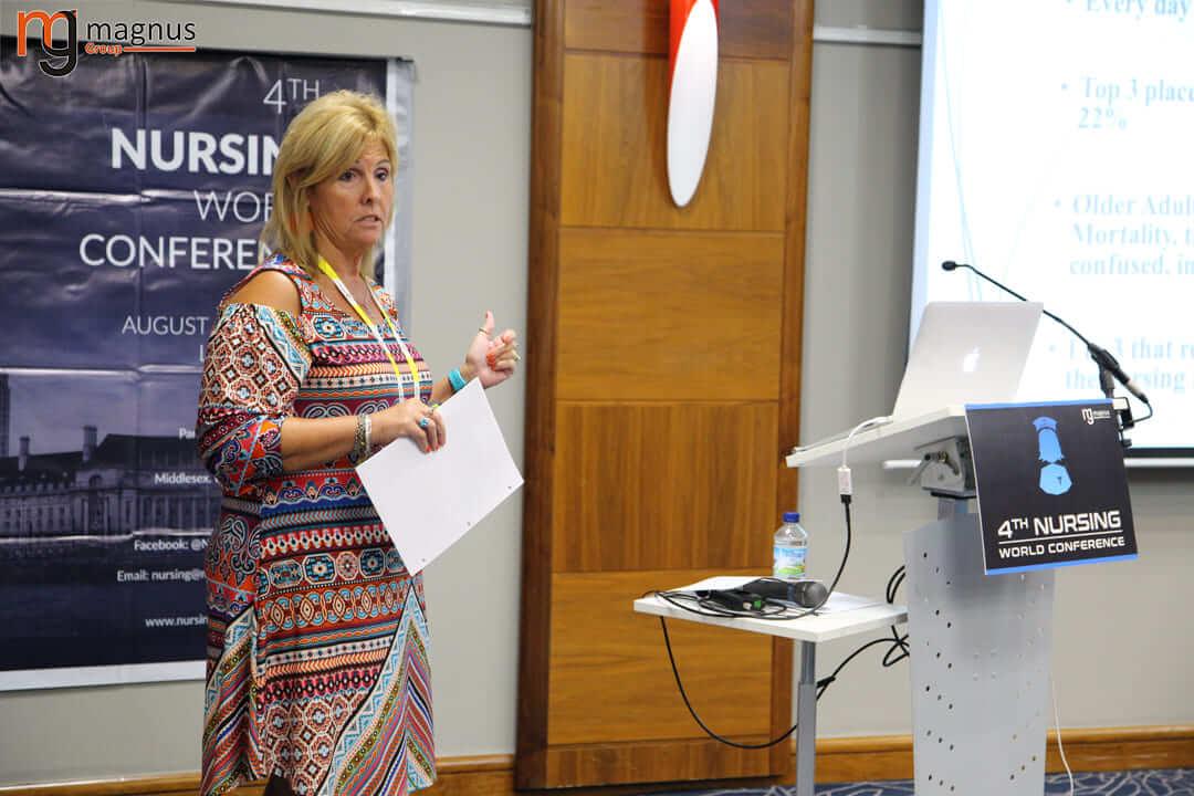 Nursing Research Conferences- Denise Rhew