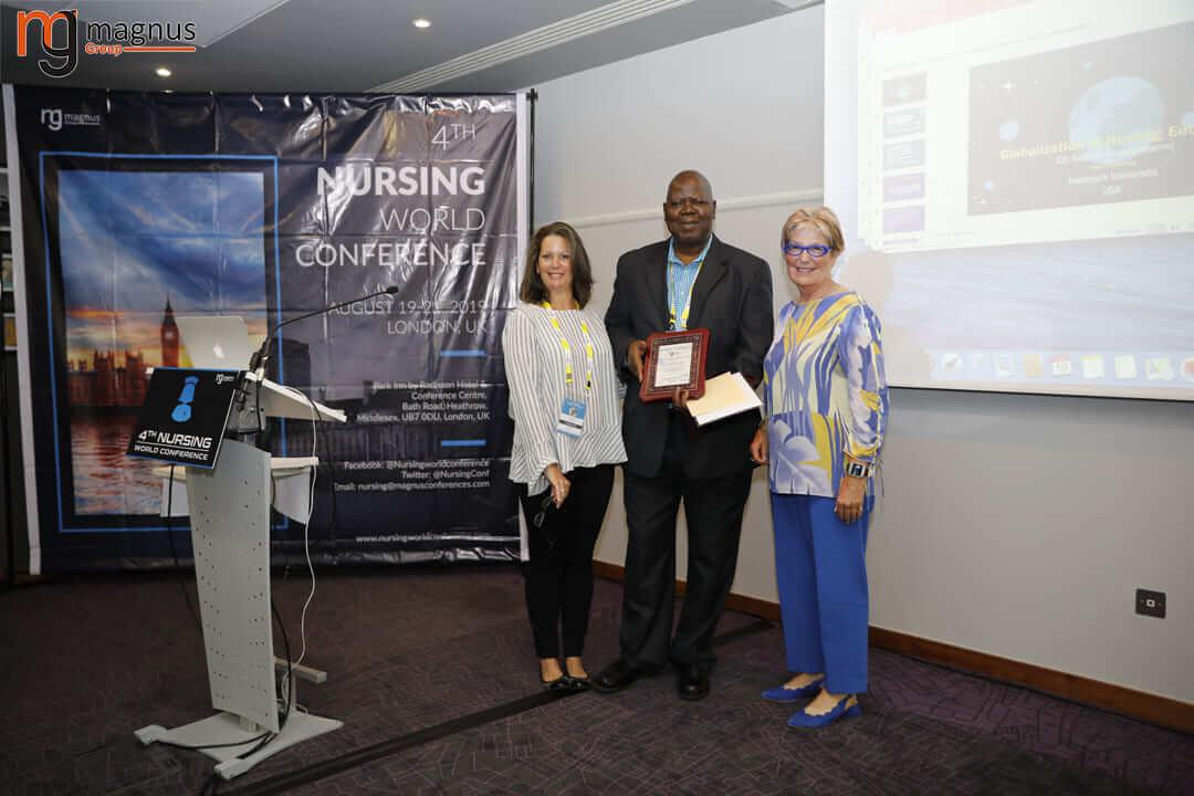 Nursing Research Conference 2020- Gabriel Oluwakotanmi