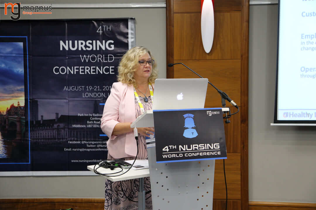Nursing Research Conference 2020- Kathy M Green