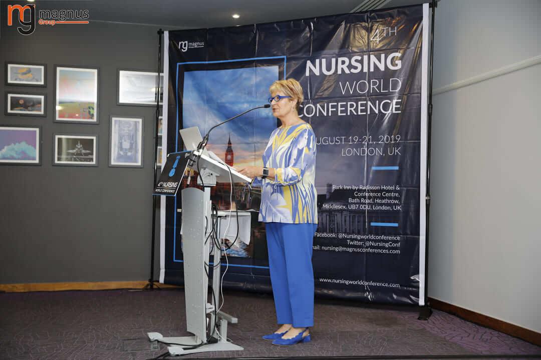 Nursing Research Conference 2020- Louise Bradley