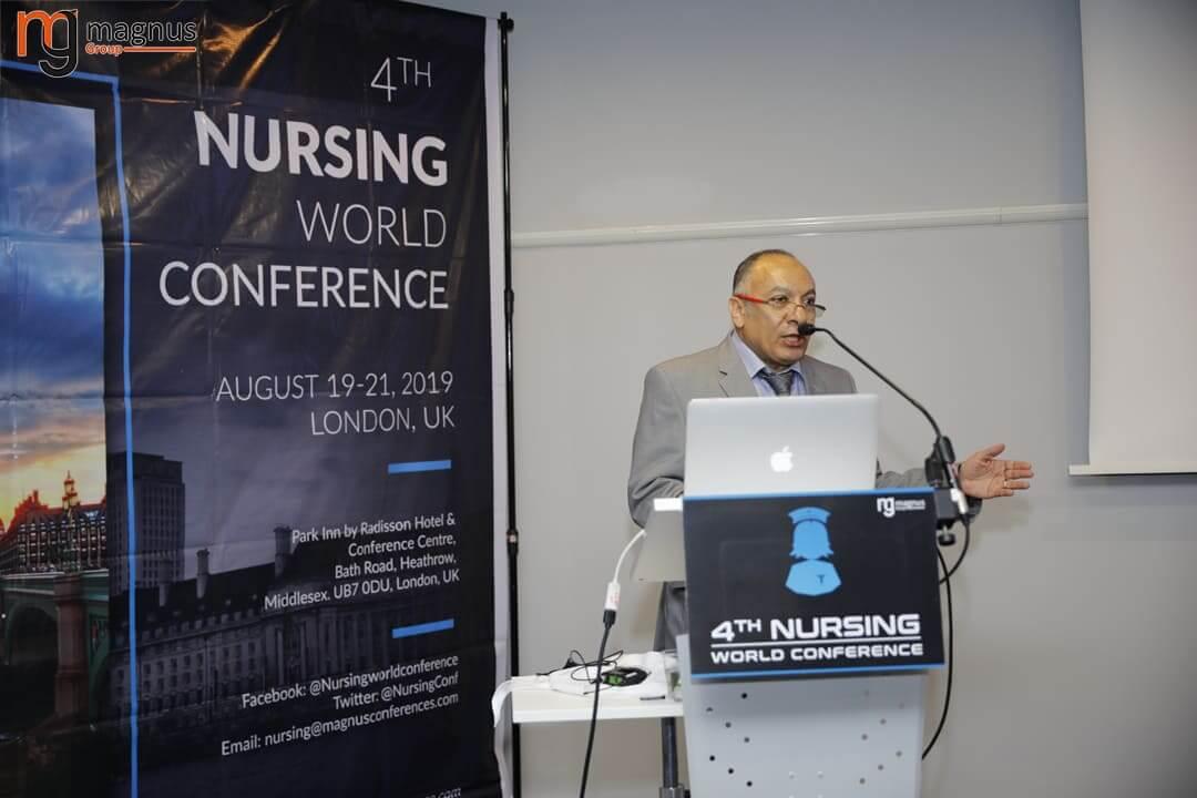 Nursing Conferences 2020- Mahmoud Galal Ahmed