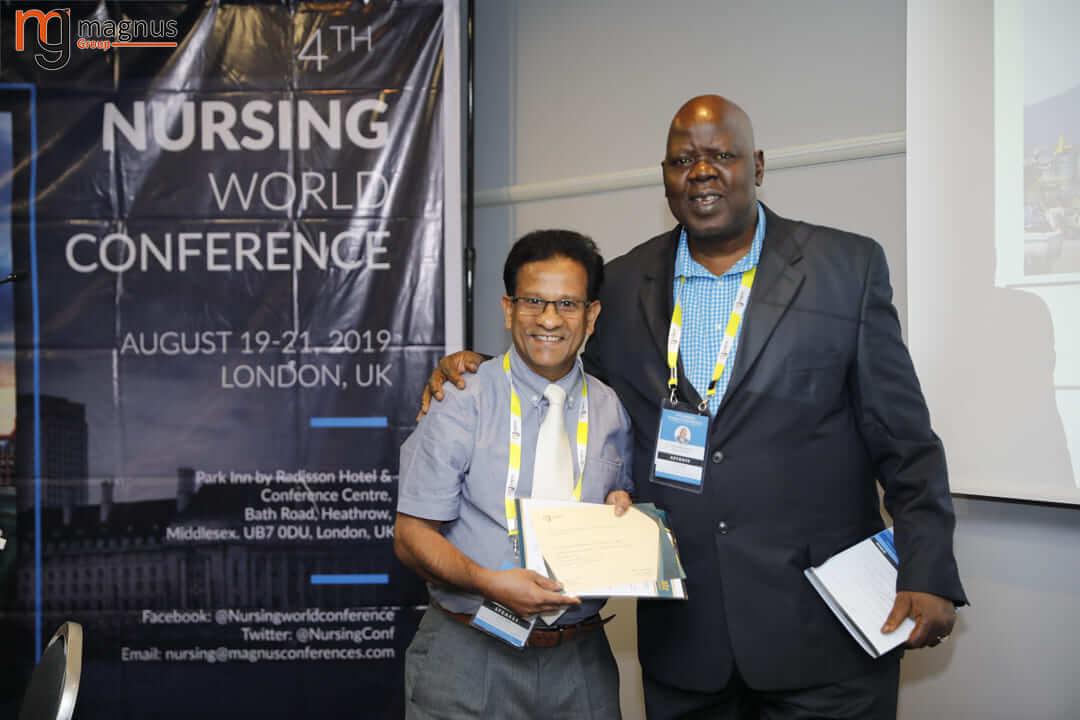 Nursing Conference- Mohammod Monirul Islam