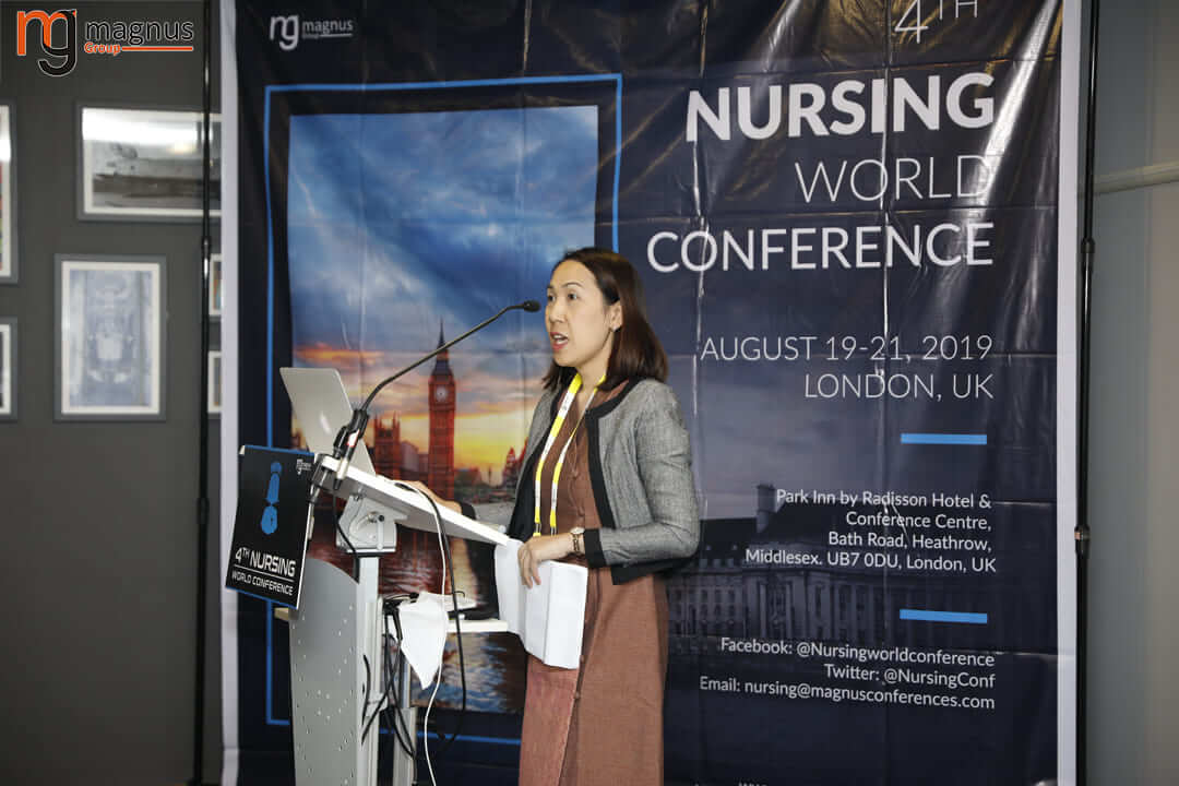 International Nursing Research Conferences 2020- Napat Thikom