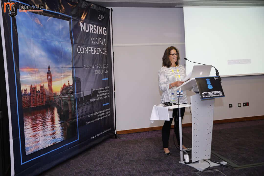 Nursing Conferences 2020- Tracey Wilson