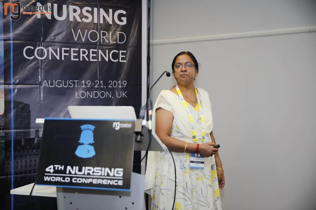 Nursing Research Conferences- Sathiyalatha Sarathi