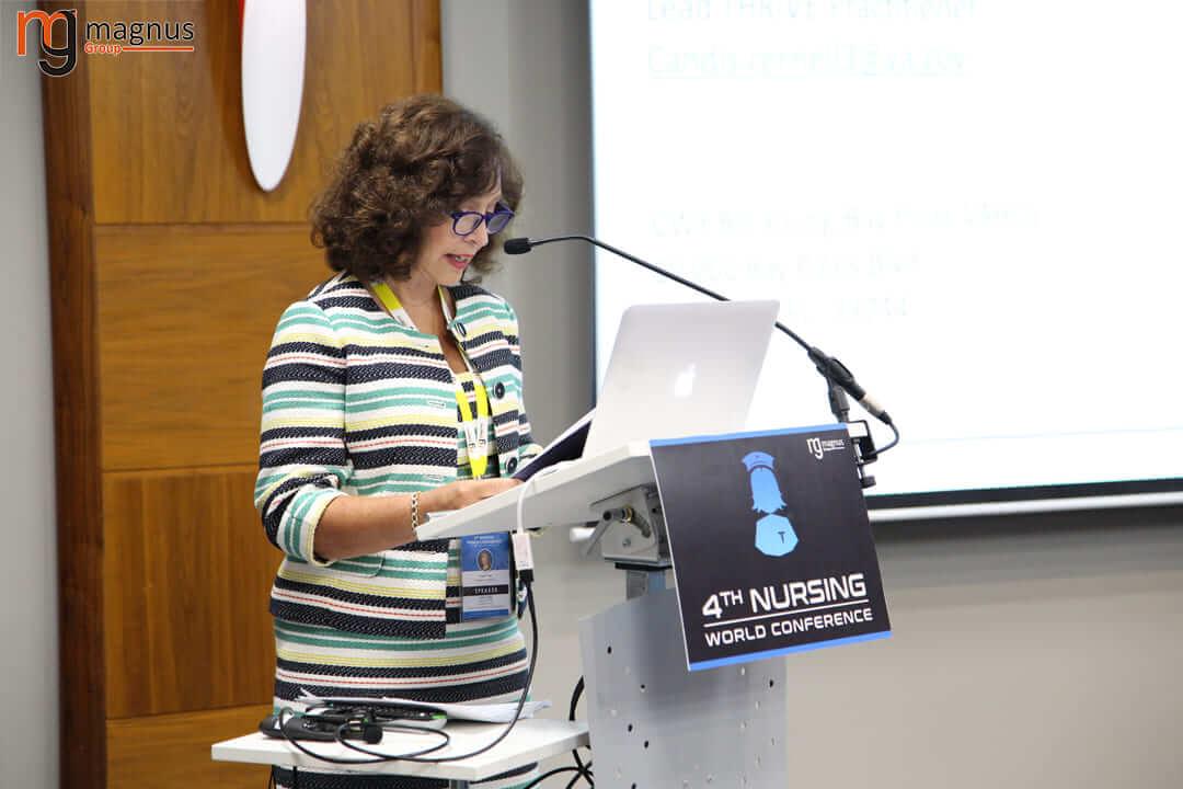 International Nursing Research Conferences 2020- Renee Bauer