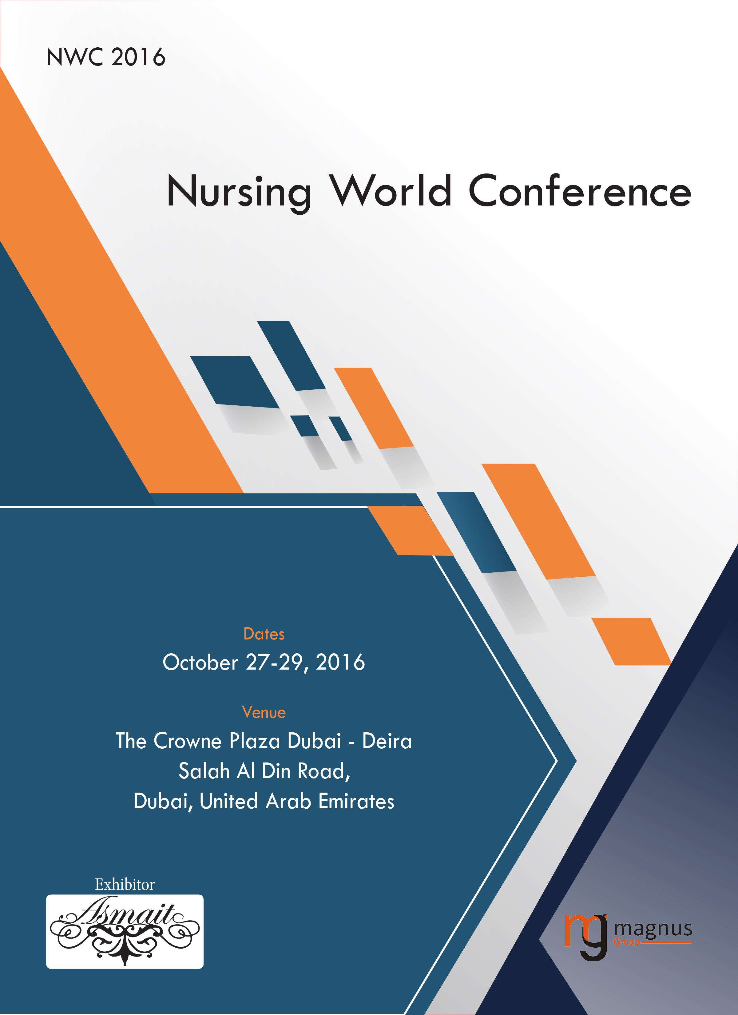 Nursing World Conference   Dubai, UAE Book