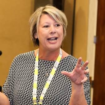 Speaker at upcoming Nursing conferences- Anne-Maria Olphert