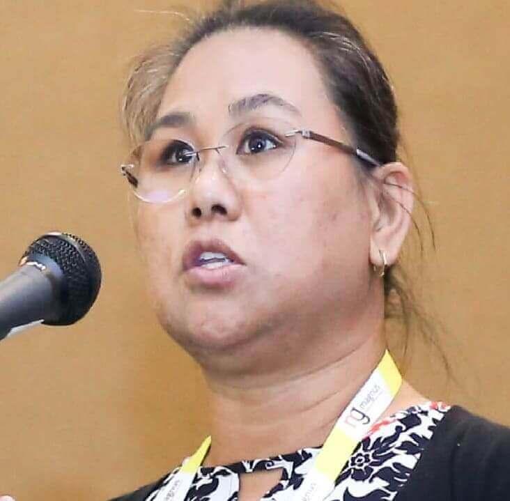 Speaker at top Nursing conference- Carlota Quiban
