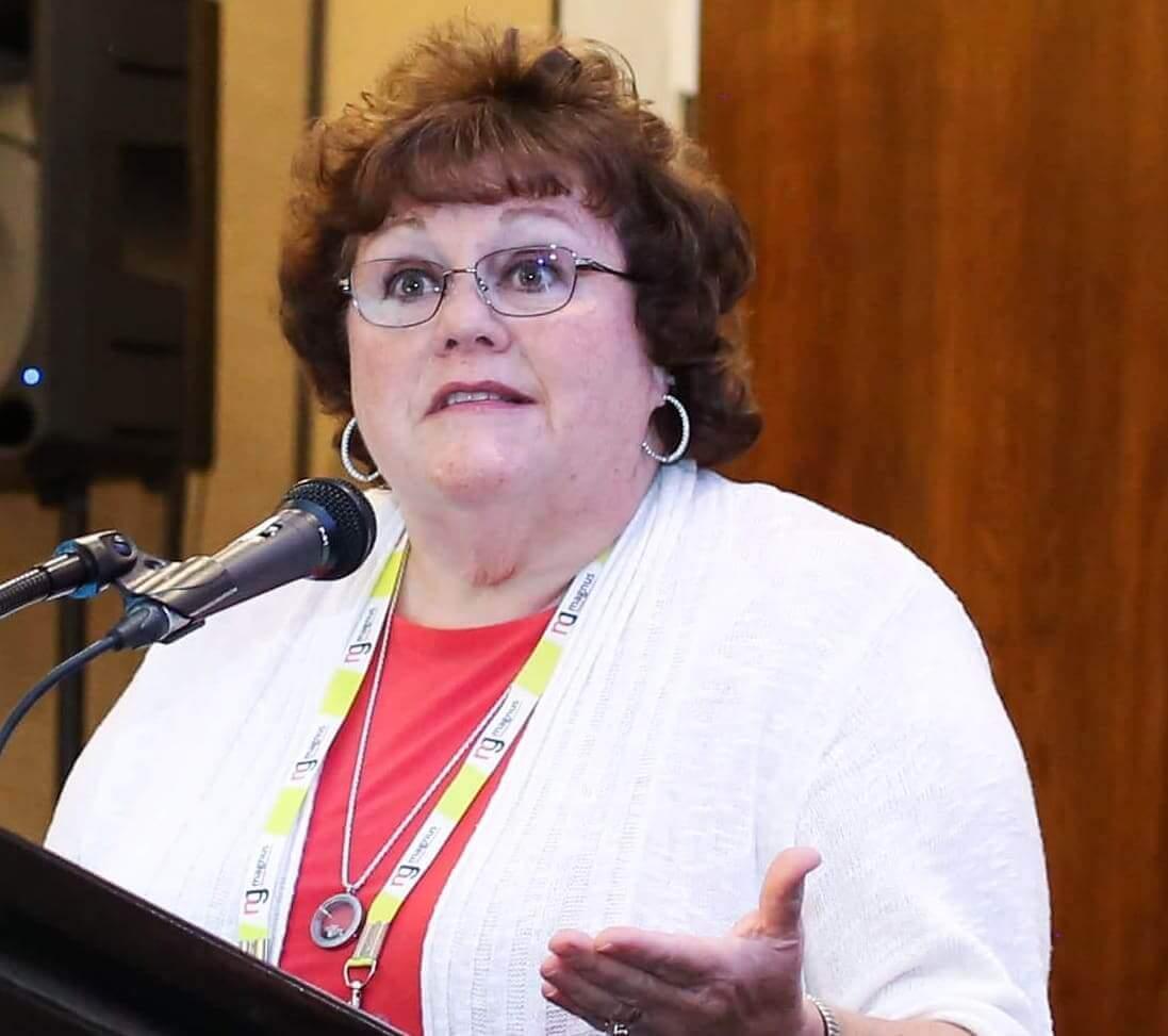 Speaker at Nursing research conferences- Doris Burkey