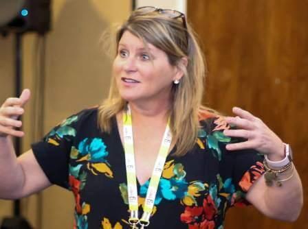 Speaker at top Nursing conference- Jacalyn Jaspers