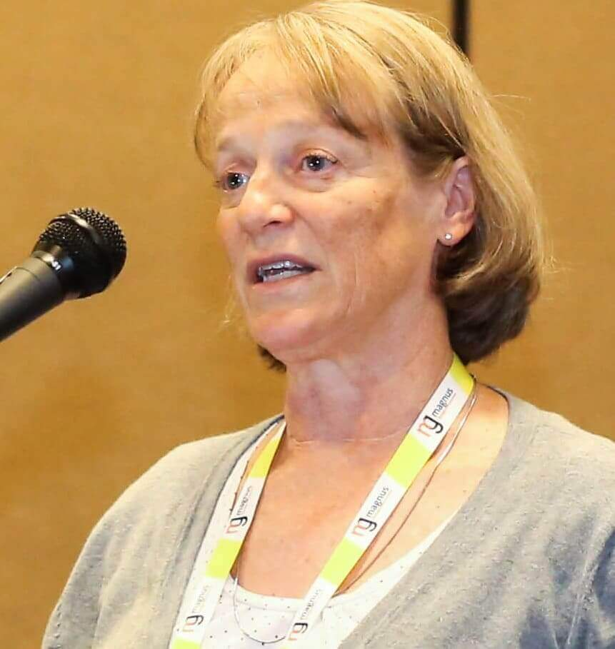 Speaker at Nursing education conferences- Jane Russell
