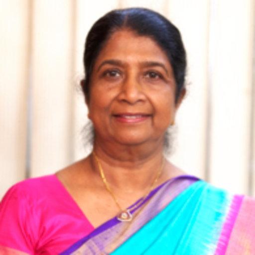 Speaker at top Nursing conference- Jaya Kuruvilla