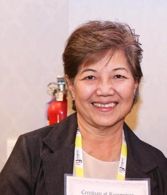 Speaker at Nursing research conferences- Kem Louie