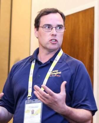 Speaker at Nursing education conferences- Kenneth Nord