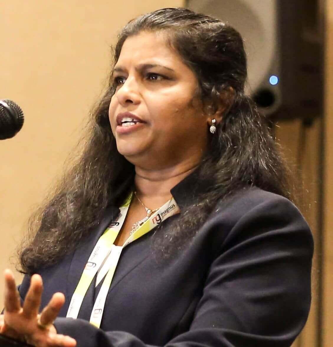 Speaker at Nursing conferences- Malliga Jambulingam