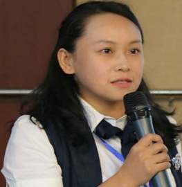 Potential Speaker Nursing Conference- Ruifang Zhu