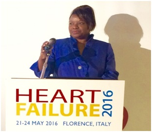 Speaker at Nursing research conferences- Shade Akande