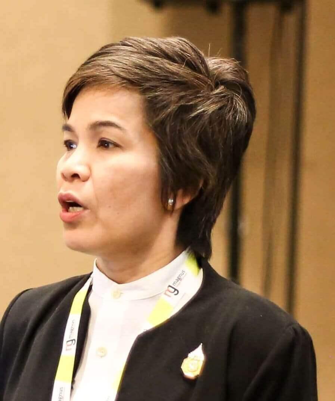 Speaker at Nursing research conferences- Sudta Parakkamodom