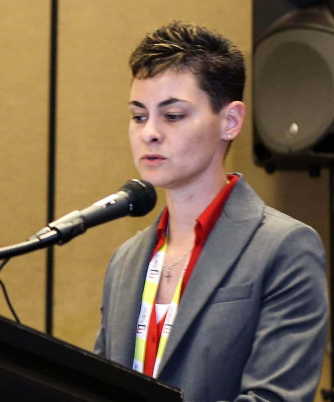 Speaker at Nursing education conferences- Sandra Almeida
