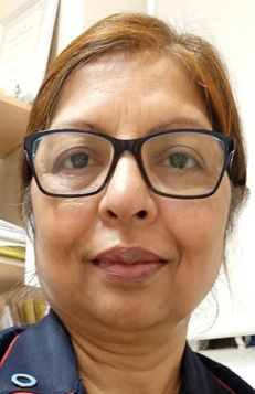 Speaker at Nursing conferences- Usha Daniel