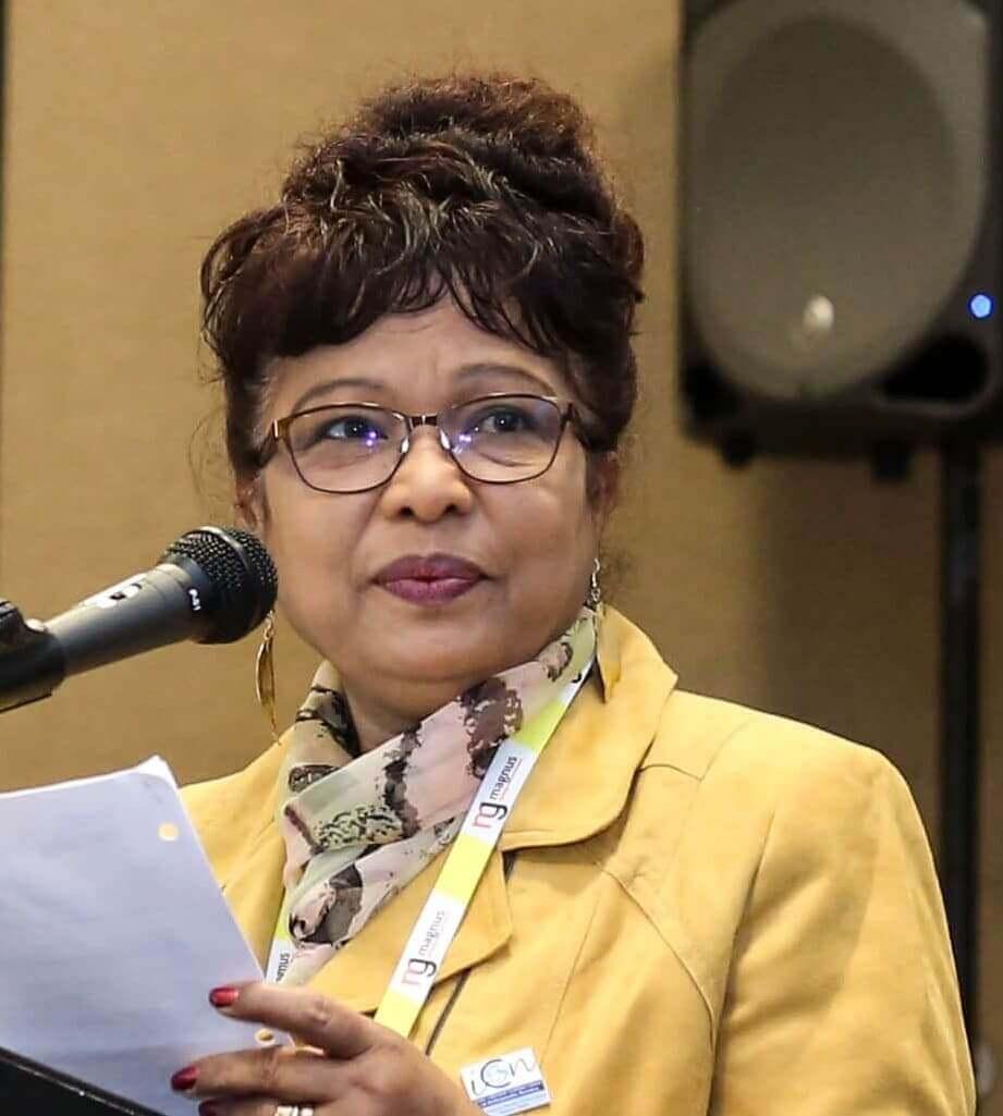 Speaker at upcoming Nursing conferences- Yvonne Ramlall